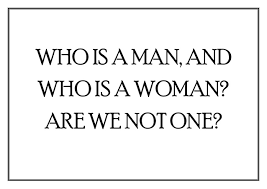 Slogan Gender