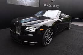 2018 rolls royce dawn. interesting 2018 rollsroyce dawn black badge  show front on 2018 rolls royce dawn