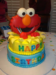 Best Photos Of Birthday Cake Ideas Elmo Birthday Cake Designs