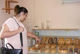 Виктория Романюк в рамках рабочей встречи посетила ЧАО   посетили ЧАО Амвросиевский хлебозавод который производит качественные хлебобулочные изделия пользующиеся большим спросом у местных потребителей