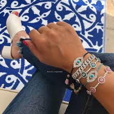 evil eye bracelets whimsical great