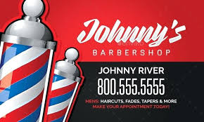 barbershop business cards barber shop business card templates barber business card template