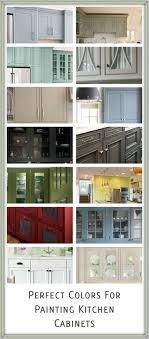 Color For Kitchen 17 Best Ideas About Kitchen Cabinet Paint Colors On Pinterest