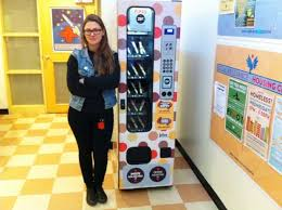 Vending Machines For Sale Vancouver Interesting Vancouver Now Home To Canada's First Crack Pipe Vending Machines