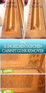 kitchen cabinet cleaner recipe 2 ing kitchen cabinet k remover best diy kitchen cabinet cleaner