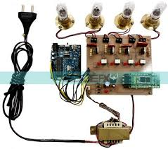arduino based home automation project circuit by edgefxkits com