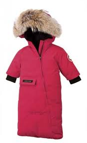 Canada Goose Baby Snow Bunting SummitPink,canada goose cheap coat,stable  quality ...