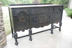 shabby chic furniture bedroom. Black Painted Shabby Chic Console Table Furniture Bedroom E