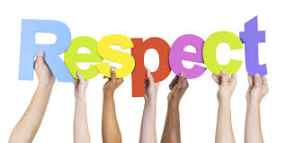 Image result for respect clip art