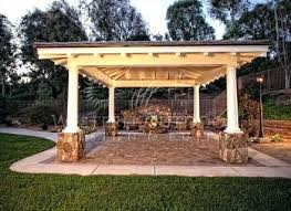free patio cover plans blueprints wood quality o54