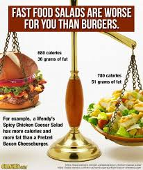 fast food bad for health. Interesting Fast That Fast Food Salad 26 Things You Do Every Day Are Bad For Health F