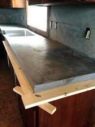 pour in place concrete countertop forms concrete forms home depot do it yourself concrete photo 1