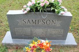 Lorena V. Ward Sampson (1919-1985) - Find A Grave Memorial