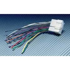 corvette radio wiring harness connector 1990 1996