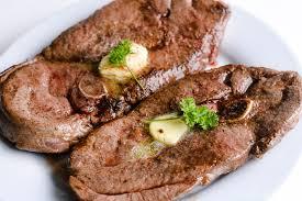 deer steak recipe on the stovetop