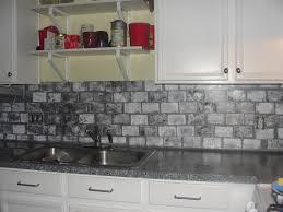 Modern Kitchen Backsplash Tile Subway Tile Kitchen Backsplash Ideas With Grey Color Also For