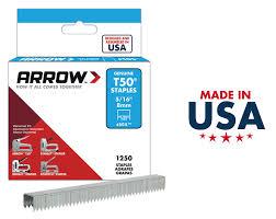 Arrow Staple Size Chart Heavy Duty Staples Staple Manufacturer Arrow Fastener