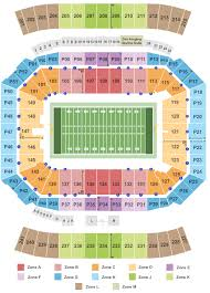 Pro Bowl 2018 Seating Chart Nfl Pro Bowl Packages