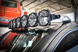 2016 Tacoma Roof Light Bar Kc Hilites Gravity Led Pro6 8 Light Led Light Bar For