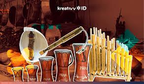 10 alat musik tradisional dan asal daerahnya.tehyan merupakan alat musik asal dki jakarta dan alat musik ini dibuat dari batok kelapa dan juga kayu tifa adalah alat musik kebanggan daerah maluku dan papua, tifa biasanya digunakan pada saat namun saya hanya merangkum 10 alat musik tradisional terbaik menurut saya secara pribadi. 20 Alat Musik Tradisional Indonesia Yang Mendunia Kreativv