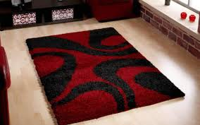 image of red marshalls rugs