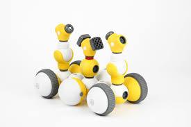 Программируемый робот Bell Robot Детский <b>конструктор</b>-<b>робот</b> ...