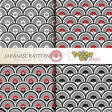 Japanese Wave Pattern New Kiev Ukraine 48 August 48 Japanese Wave Pattern From Pokemon