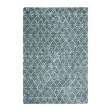 noble geometric blue rug noble geometric blue rug