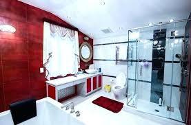 Black and red bathroom accessories Master Black White And Red Bathroom Accessories Red And Black Bathroom Decorating Ideas Medium Size Of Bathroom White Black Bathroom Ideas Glamorous Bathroom Black Eb3cblocksinfo Black White And Red Bathroom Accessories Red And Black Bathroom