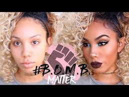 10 33 black owned makeup brands matter full face makeup tutorial
