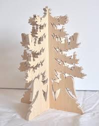 tree wood fretwork birch holiday decoration scroll saw decorative wooden scrolls