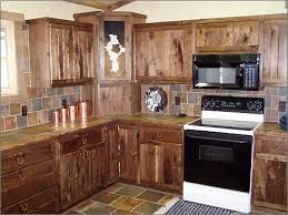 custom rustic kitchen cabinets. Rustic Kitchen Cabinets : Gorgeous Custom Style C