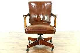 antique leather swivel desk chair old oak desk chair old oak swivel desk chair desk swivel office chair modern vintage leather adjule desk old wooden