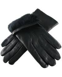 Black.co.uk Tan Leather Quilted Gloves With Cashmere Lining in ... & Black.co.uk | Black Leather Gloves With Rabbit Lining | Lyst Adamdwight.com