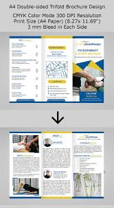 Physiotherapy Leaflet Design Entry 1 By Noorulaminnoor For Design A Patient Information