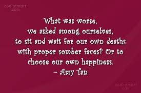 Tan Quotes Extraordinary 48 Amy Tan Quotes Images Pictures Page 48 CoolNSmart