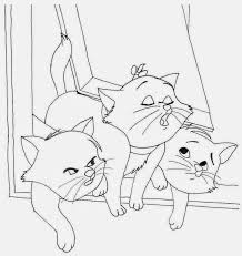 Marie From Aristocats Coloring Pages Daily Motivational Quotes