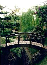 Small Picture Small Wooden Bridge Design Small Garden Bridges To Sweeten Your