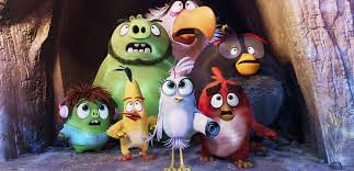 Angry Birds 2 – Blu-ray Review | Sony Pictures Entertainment | 22.01.2020 –  Die besten Filme aller Zeiten