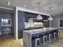 gray with bluish tinge gives the kitchen a more vibrant tinge design meshberg group