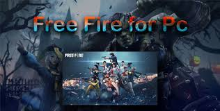 free fire game for pc windows
