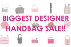 Huge Designer Sale Huge Designer Handbag Sale Heyyyjune