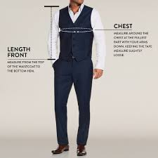 Size Guide To Tarocash Mens Clothing