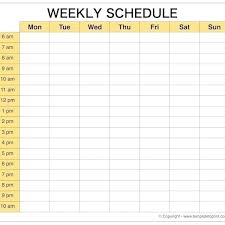 Schedule Forms Printable Making A Calendar Make Printable Weekly Maker Monthly