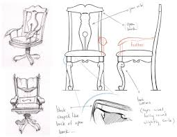 chair design drawing. Chair Design Sketches Drawing N