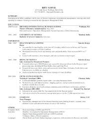 Business Resume Examples Samples – Eukutak