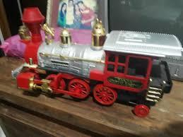 Brinquedo trem thomas transforme infantil luz som bate volta. Locomotiva Expresso Polar Mercadolivre Com Br
