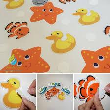 8 best child baby kids non slip bath safety sticker mat images on