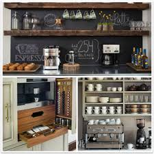 Kitchen Coffee Bar Our Top 10 Favorite Kitchen Trends For 2016 Kouboo