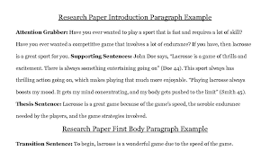 Example Of Introduction Paragraph To An Essay 013 Example Of An Introduction Paragraph For Research Paper